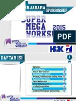 Proposal Kerjasama Sponsorship - Smw [2015]