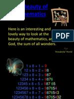 Beauty-of-mathematics.ppt