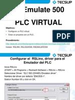 Emulador Plc Allen Bradley
