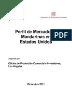 Perfil de Mercado-Mandarinas EEUU 2011