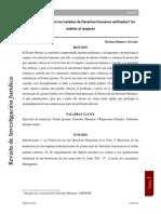 Cumple el Perú con los tratados de Derechos Humanos ratificados.pdf