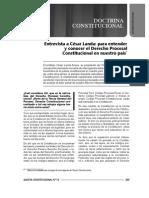 Para entender y conocer el Derecho Procesal Constitucional en nuestro país. Landa Arroyo.pdf