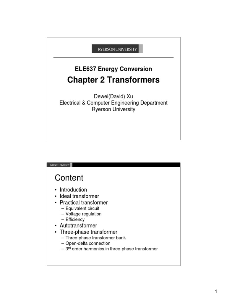 Ele637 Chapter2 Transformer Electric Power Open Delta Bank Wiring Diagram