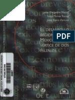 Delgadillo, El Desarrollo Regional de México en El Vértice de Dos Milenios.