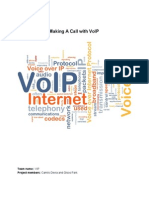 Making A Call with VoIP