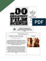 Best 100 scenes