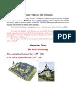 Muzee Ale Manastirilor Din Regiunea NE Tradus