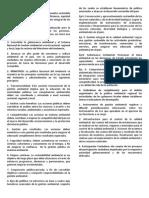Economía Ambiental en el Perú