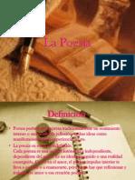 La Poesía (Material Complementario)