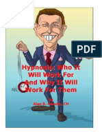Hypnosis Who It Will Work for WMT