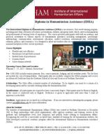 IDHA 44 Geneva - February 2015