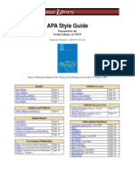 APA Citationguide