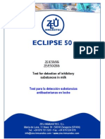 Eclipse 50 English