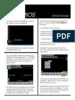 RIOS ISPACE Console Quickstart