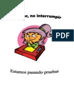 No Interrumpir