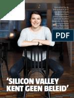 Silicon Valley heeft geen beleid