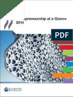 Entrepreneurship at a Glance 2014 Highlights OECD
