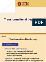 Transformational Leadership(a)