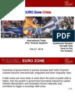 Euro-Zone Crisis Revised