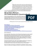 Armin Risi - Misteriose Materie DE.docx