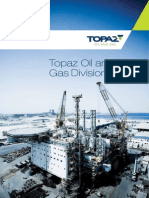 Topaz Oil and Gas Div Brochure