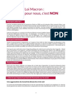 MLG Argumentaire Loi Macron