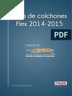 Guia Colchones Flex 2014 2015