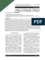 Michaelis-Menten Kinetics in Transient State