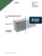 RaytheonAnschutz Distribution Unit Gyro Compass Service Manual