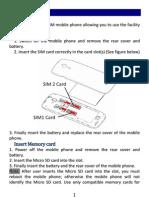 A600 User Guide