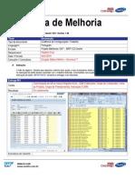 Evidências de Melhoria - Douglas Matos Martins - Abril 2014