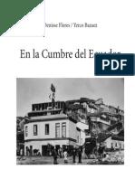 Libro en La Cumbre Del Ecuador