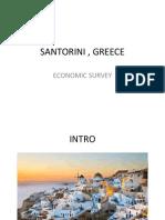 Santorini (Economic Survey)