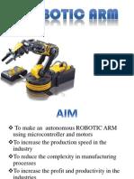 Robo Arm