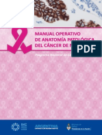 Manual Anatomia Patologica Cancer de Mama