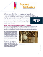 What Was Life Like in Medieval London