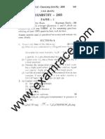 IAS Mains Chemistry xx5