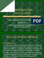 ENFERMEDADES VALVULARES