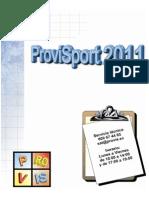 Manual ProviSport 2011