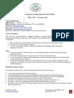 TEFL Content Units 1-8-20121