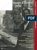 Le_Corbusier_Voyage D-Orient - 2011 - FLC