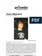 Privadoentrevistas Victor Albarracin