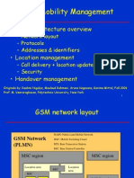 GSM Mob Mgmt