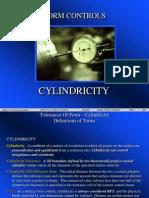 GD&T Cylindricity