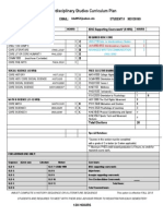 curriculum plan template jarette maye