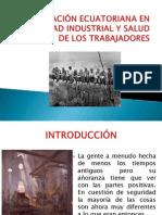 Normativa Legal Historia