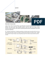 Pengolahan Limbah PT Smelting Gresik