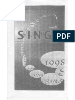 SING! XXVI (1998) program