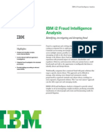 I2 Fraud Analysis