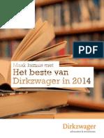 Het Beste Van Dirkzwager 2014